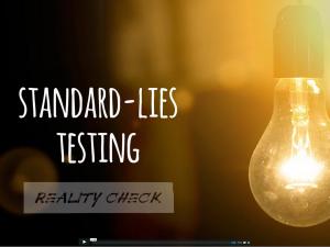 Reality Check: Standard-Lies Testing