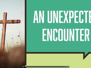 Discourses After Death: An Unexpected Encounter