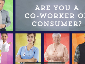 Career Opportunities: Are You a Co-worker or Consumer?