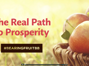 The Real Path to Prosperity