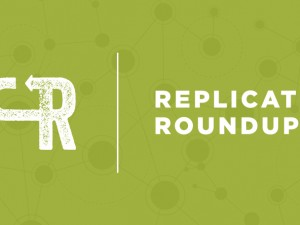 Replicate Round Up for May 8th, 2015