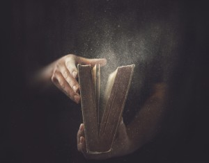 Old Dusty Book