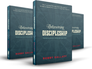 Rediscovering Discipleship is Back in Stock