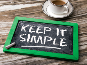 Simplicity Leads to Reproducibility