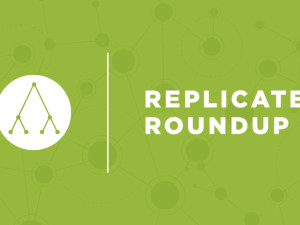 Replicate Round Up for July 15, 2016