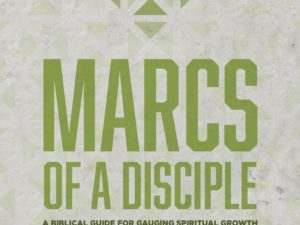MARCS of a Disciple is now available!