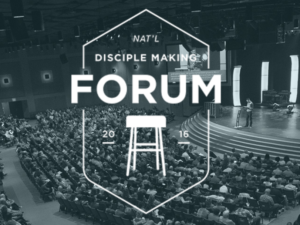 National Disciple-Making Forum