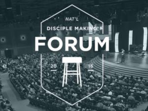 National Disciple-Making Forum