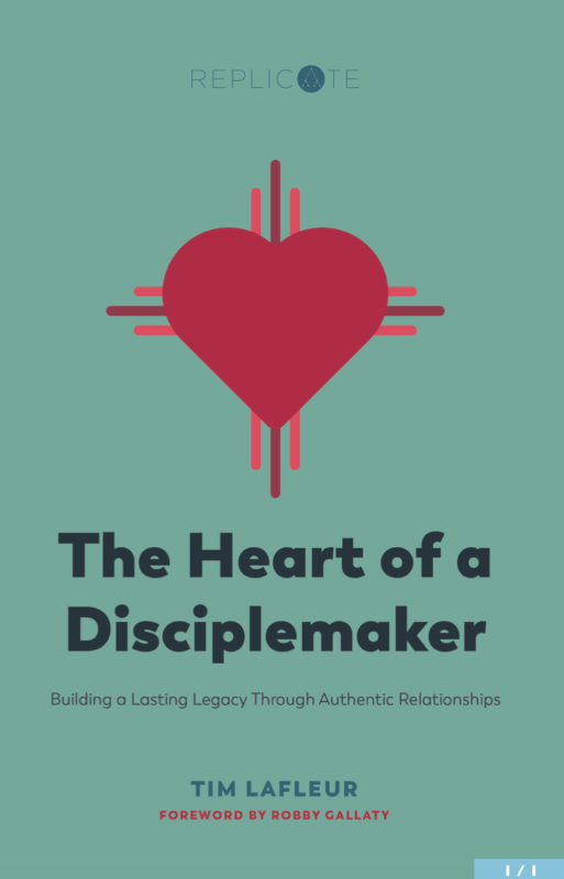 The Heart of a Disciplemaker