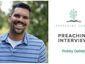 Preaching Interview Podcast