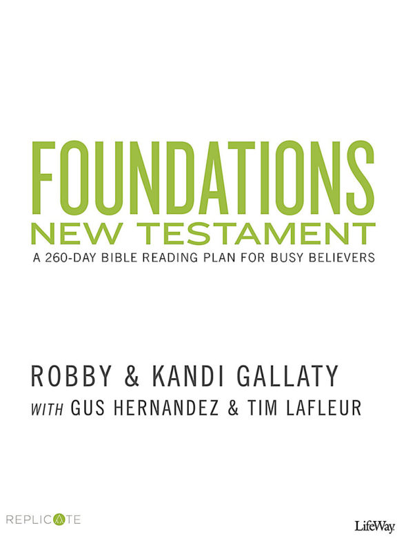 Foundations – New Testament