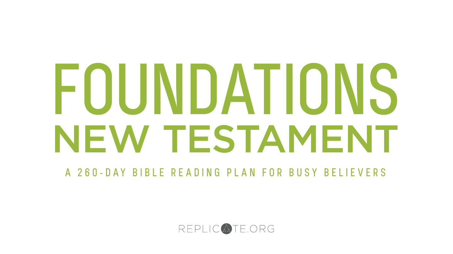 Do you need Bible reading plan for 2019? - Replicate Ministries