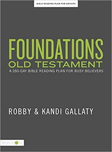 Foundations – Old Testament